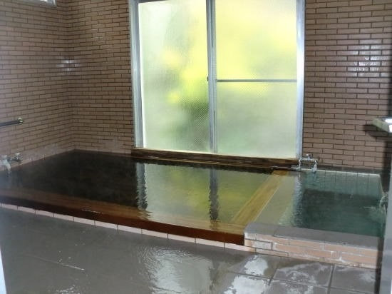 西伊豆町営やまびこ荘温泉浴室